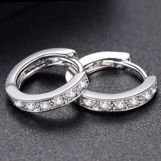 【最高級】 ピアス 芸能人 有名人 モデル ダイヤモンド オリジナル クリスタル