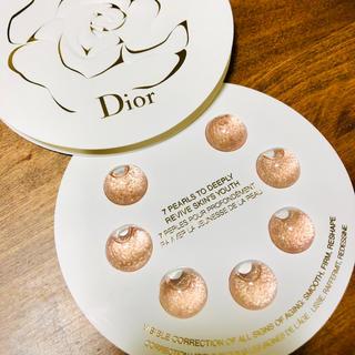 クリスチャンディオール(Christian Dior)のDior * プレステージ * マイクロ ユイル ド ローズセラム (美容液)