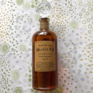 ニッカウイスキー(ニッカウヰスキー)のニッカウヰスキー樽出しウイスキー原酒(ウイスキー)