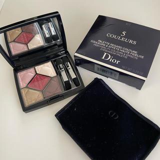 Dior - Dior サンク クルール アイシャドウ 877