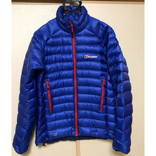 パタゴニア(patagonia)のberghaus  Furnace Down Jacket(登山用品)
