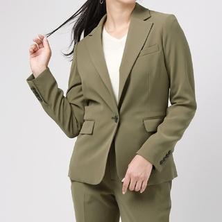 スーツカンパニー(THE SUIT COMPANY)の【タグ付き未使用】スーツカンパニー ダブルクロスジャケット(スーツ)