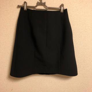 バーニーズニューヨーク(BARNEYS NEW YORK)のYOKOCHAN ヨーコチャン スカート  (ひざ丈スカート)