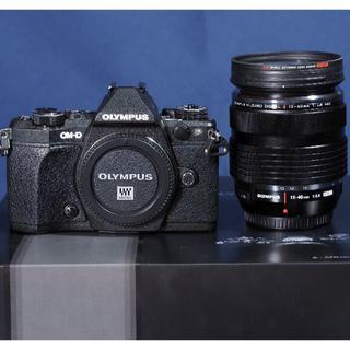 OLYMPUS - OLYMPUS OM-D E-M5 Mark II 12-40mm F2.8