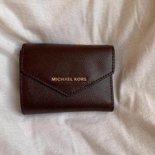 マイケルコース(Michael Kors)のマイケルコース 二つ折り財布(財布)