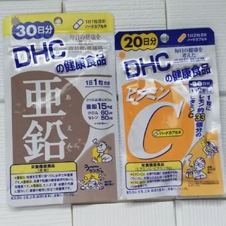 DHC - DHC 亜鉛★ビタミンC