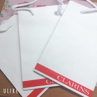 クラランス(CLARINS)のCLARINS クラランス ショッパー ショップ袋(ショップ袋)