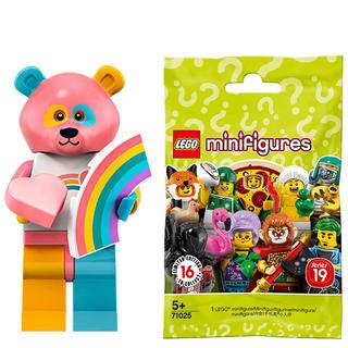 レゴ(Lego)のLEGO レゴ 71025 ミニフィギュアシリーズ19 No15(積み木/ブロック)
