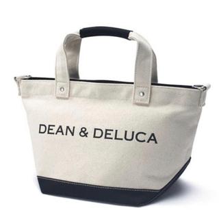 DEAN & DELUCA - DEAN & DELUCA ショルダー付きキャンバストートバッグSサイズ