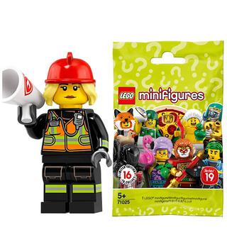 レゴ(Lego)のLEGO レゴ 71025 ミニフィギュアシリーズ19 No8(積み木/ブロック)