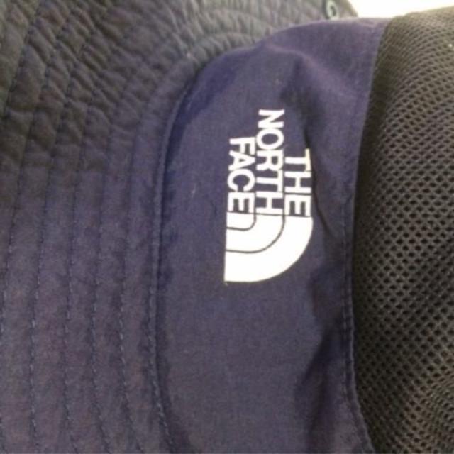 THE NORTH FACE(ザノースフェイス)のTHE NORTH FACE ノースフェイス ハット 紺色 レディースの帽子(ハット)の商品写真