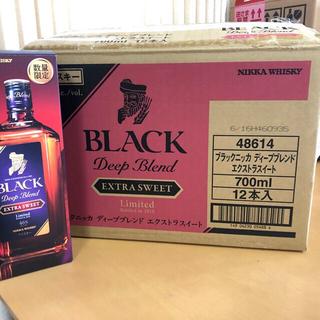 ニッカウイスキー(ニッカウヰスキー)のニッカ  エキストラスィート  12本 箱付き(ウイスキー)