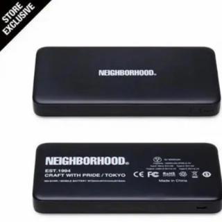 NEIGHBORHOOD - neighborhood バッテリー