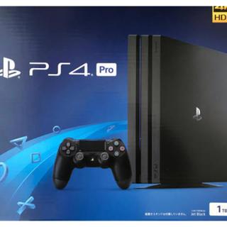 PlayStation4 - PlayStation 4Proジェットブラック 1TBCUH-7100BB01