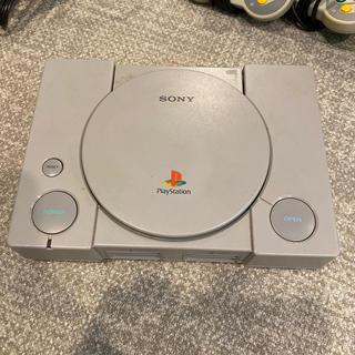 プレイステーション(PlayStation)のプレーステーション 初期(家庭用ゲーム機本体)