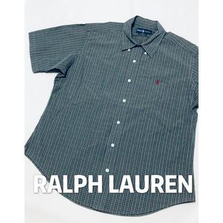 POLO RALPH LAUREN - 半袖シャツ メンズ ラルフローレン 美品 XL ②