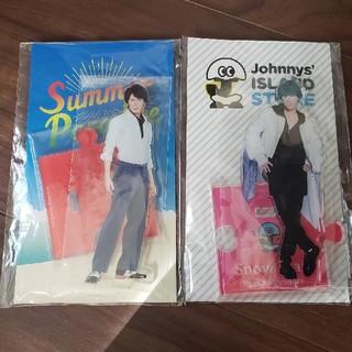 Johnny's - SnowMan 宮舘涼太くん アクリルスタンド 2つセット