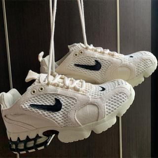 ナイキ(NIKE)の【Stüssy × Nike】Air Zoom Spiridon Cage 2(スニーカー)