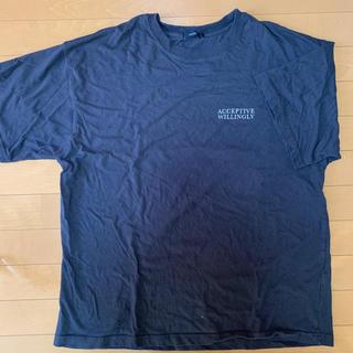 ジーナシス(JEANASIS)のJEANASIS ビッグシルエットTシャツ(Tシャツ(半袖/袖なし))