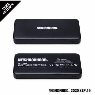 NEIGHBORHOOD - ネイバーフッド 充電器