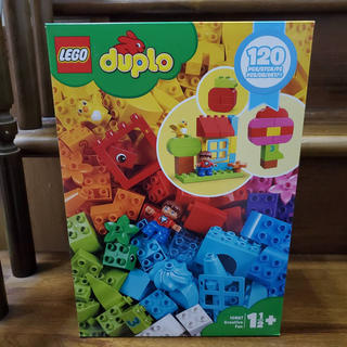 Lego - レゴ デュプロ いろいろアイデアボックスDX 10887