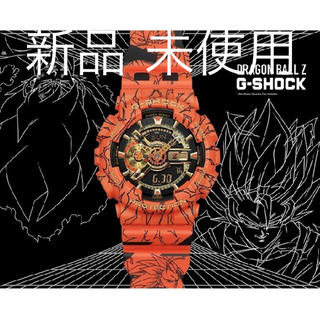 ジーショック(G-SHOCK)のドラゴンボールZ コラボ カシオ G-ショック(腕時計(アナログ))