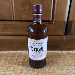 ニッカウイスキー(ニッカウヰスキー)のシングルモルト宮城峡700ml(ウイスキー)