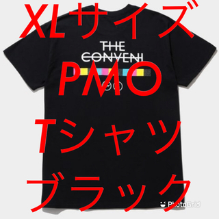 PEACEMINUSONE - ★PMO X THE CONVENI T-SHIRT Black XLサイズ