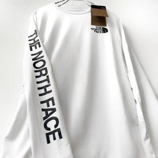 THE NORTH FACE - THE NORTH FACE ノースフェイス 長袖Tシャツ ロンT レディースL