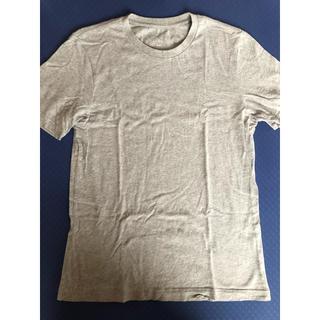 ムジルシリョウヒン(MUJI (無印良品))の無印良品 メンズ 半袖グレーシャツ(Tシャツ/カットソー(半袖/袖なし))