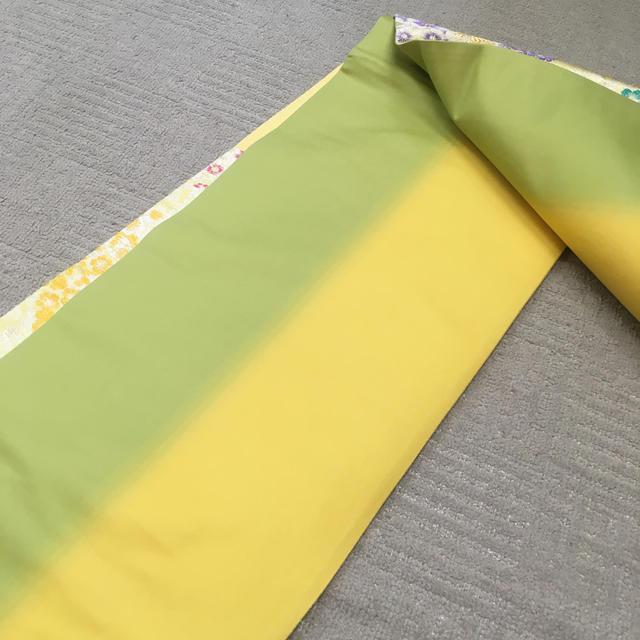 袋帯460cm レディースの水着/浴衣(帯)の商品写真