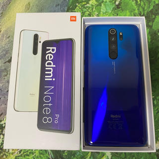 ANDROID - Redmi note 8 pro グローバル版