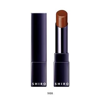 shiro - ほぼ未使用 ヴィンテージブラウン ジンジャーリップスティックシロ shiro