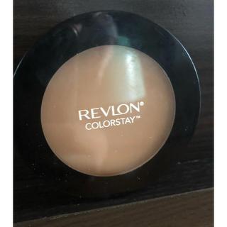 レブロン(REVLON)のレブロンカラーステイプレストパウダー(フェイスパウダー)