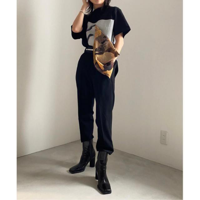 Ameri VINTAGE(アメリヴィンテージ)のAMERI RIGID EGG DENIM レディースのパンツ(デニム/ジーンズ)の商品写真