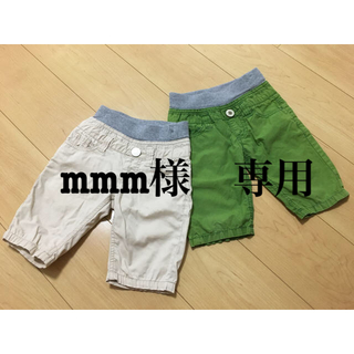ライトオン(Right-on)のズボン パンツ 100サイズ セット 夏向(パンツ/スパッツ)