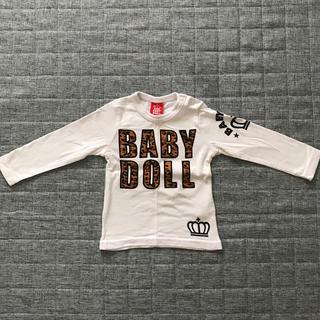 ベビードール(BABYDOLL)のロンT(Tシャツ)