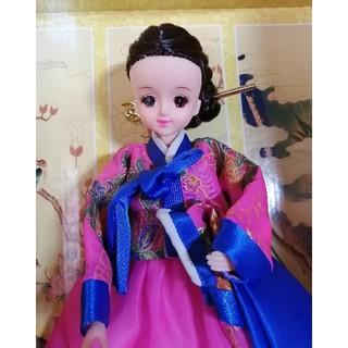 タカラトミー(Takara Tomy)の韓国版ジェニー IMAGE OF KOREA(ぬいぐるみ/人形)