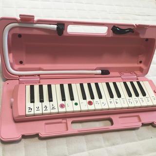 ヤマハ(ヤマハ)の鍵盤ハーモニカ ピンク used 着払い YAMAHA(その他)