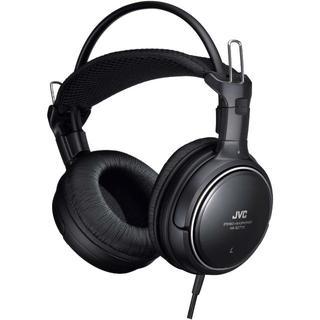JVC HA-RZ710 密閉型ステレオヘッドホン 室内用(テレビ・ゲーム向け)