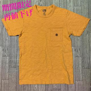ユニクロ(UNIQLO)の期間限定再値下げ 新品未使用 OMOTENASHI UT  グラフィックTシャツ(Tシャツ/カットソー(半袖/袖なし))
