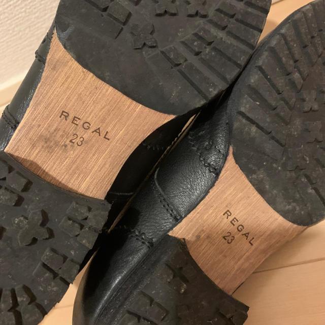 REGAL(リーガル)のREGAL オックスフォードシューズ リーガル レディースの靴/シューズ(ローファー/革靴)の商品写真