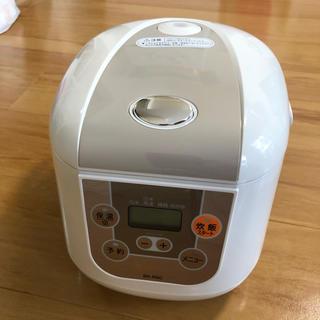 CCP BK-R60-WH 炊飯器 3.5合炊き