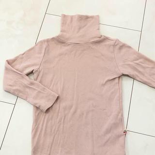 ボンポワン(Bonpoint)のボンポワン タートル ピンク 3a(Tシャツ/カットソー)