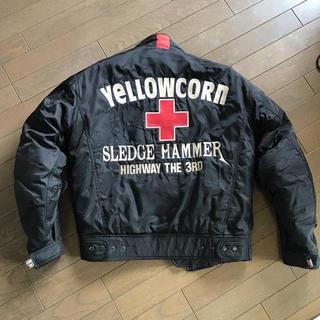 YeLLOW CORN - Yellow Corn バイクジャケット Mサイズ