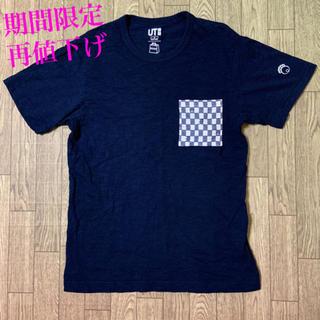 ユニクロ(UNIQLO)の期間限定再値下げ UNIQLO OMOTENASHIUT  グラフィックTシャツ(Tシャツ/カットソー(半袖/袖なし))