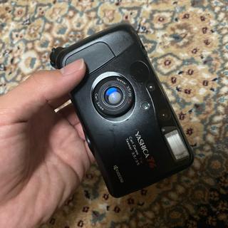キヤノン(Canon)のyashica t4 kyocera slimt 完動品 京セラ ヤシカ(フィルムカメラ)