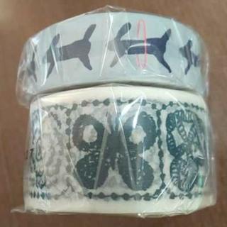 ミナペルホネン(mina perhonen)の専用 mt × mina perhonen  太 · 細  マステ  4巻セット(テープ/マスキングテープ)