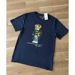 ポロラルフローレン(POLO RALPH LAUREN)の【新品未使用】ポロラルフローレン // ポロベアネイビーのTシャツ(Tシャツ(半袖/袖なし))