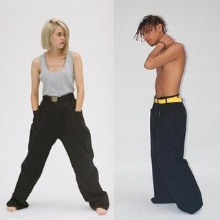コモリ(COMOLI)のgourmet jeans - TYPE1/BAGGY  w34(デニム/ジーンズ)